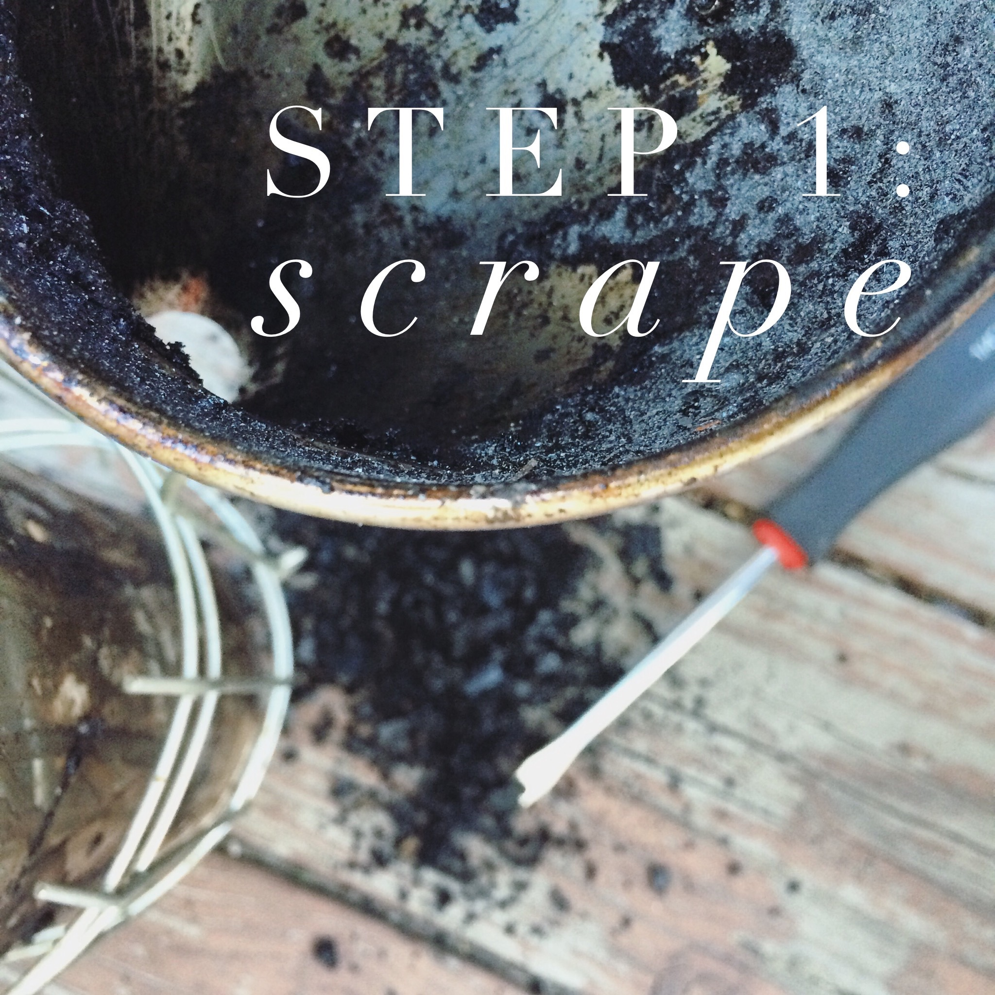 Deep Clean Your Bee Smoker in 3 Easy Steps