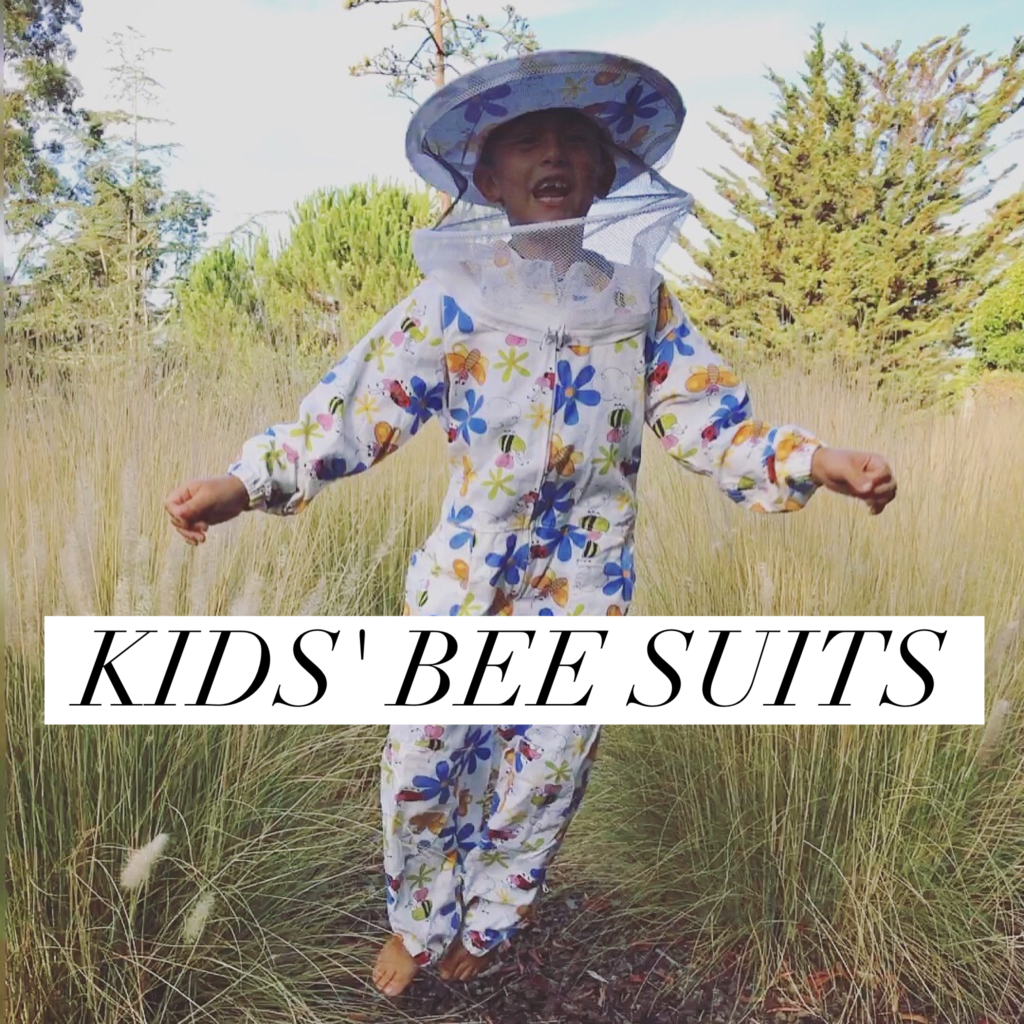 Kid's bee suits