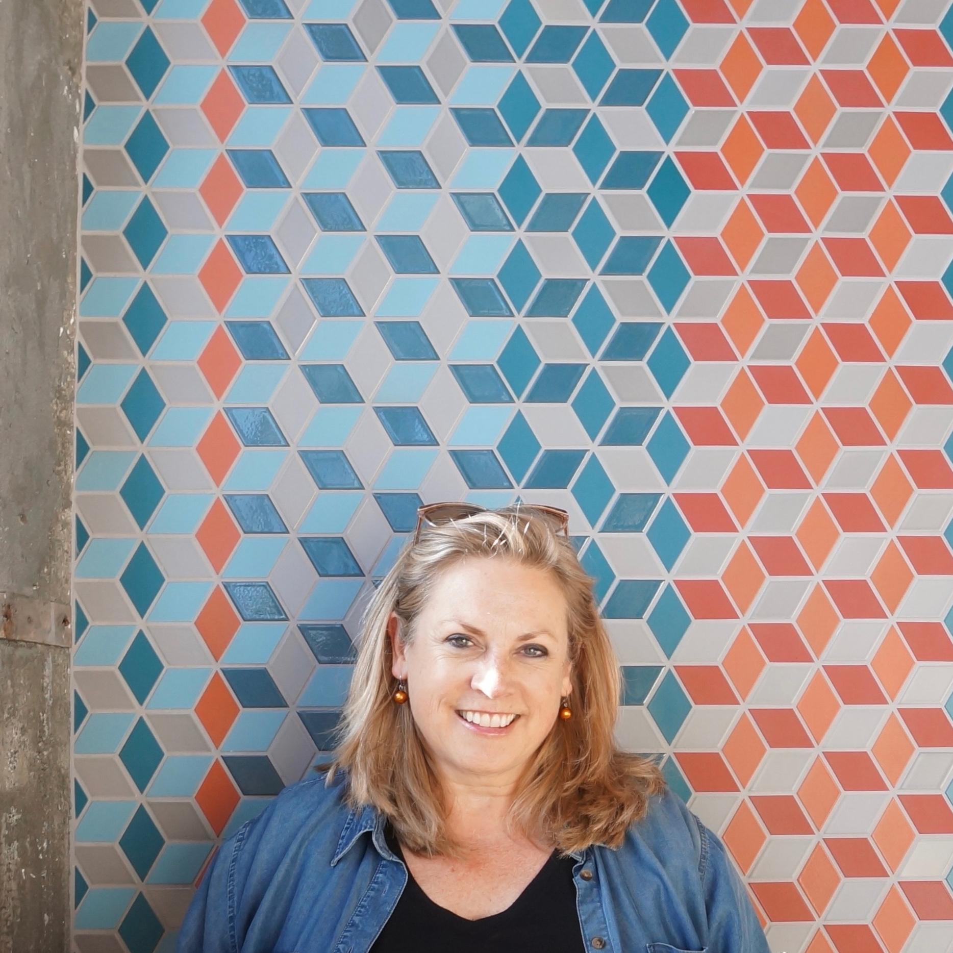 UrbanbeeSF Heath Tile wall